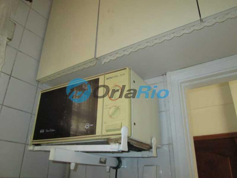 cozinha - Apartamento À Venda - Copacabana - Rio de Janeiro - RJ - VEAP10357 - 8
