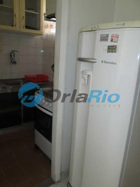 cozinha - Apartamento À Venda - Copacabana - Rio de Janeiro - RJ - VEAP10357 - 10
