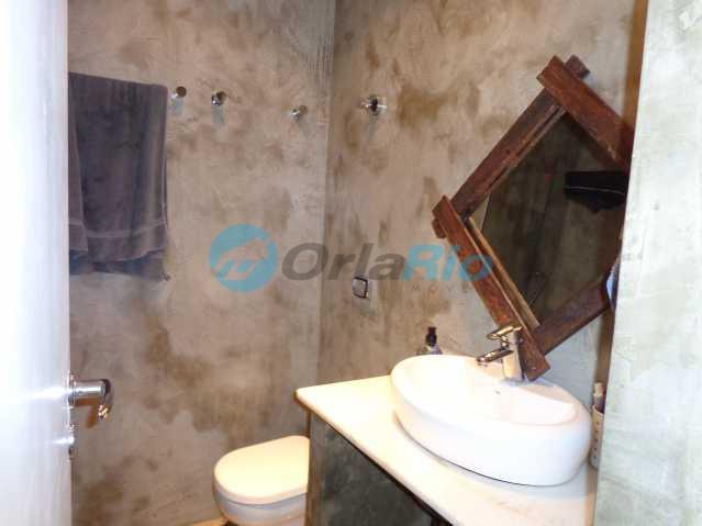 BANHEIRO - Apartamento À Venda - Leme - Rio de Janeiro - RJ - VEAP20025 - 19