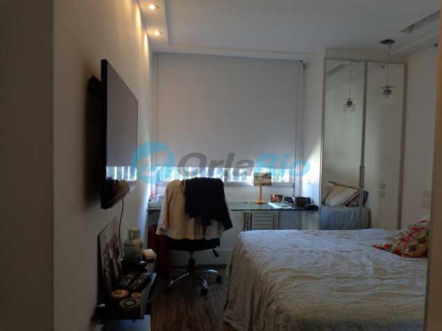 QUARTO - Apartamento À Venda - Leme - Rio de Janeiro - RJ - VEAP20025 - 12