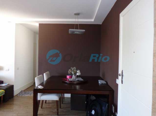 SALA DE JANTAR - Apartamento À Venda - Leme - Rio de Janeiro - RJ - VEAP20025 - 10