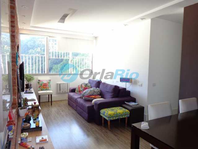 SALA DE ESTAR - Apartamento À Venda - Leme - Rio de Janeiro - RJ - VEAP20025 - 6