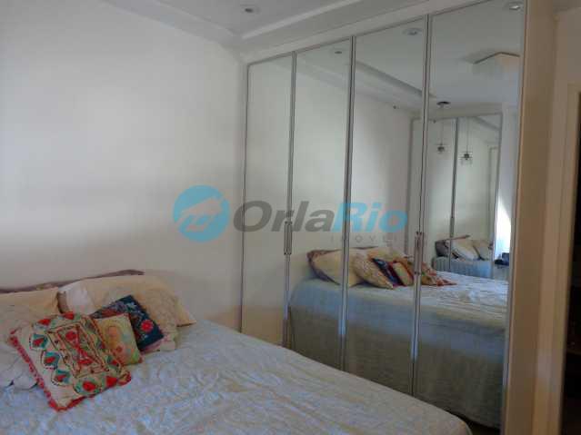 QUARTO - Apartamento À Venda - Leme - Rio de Janeiro - RJ - VEAP20025 - 13