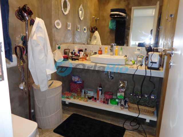 BANHEIRO - Apartamento À Venda - Leme - Rio de Janeiro - RJ - VEAP20025 - 20