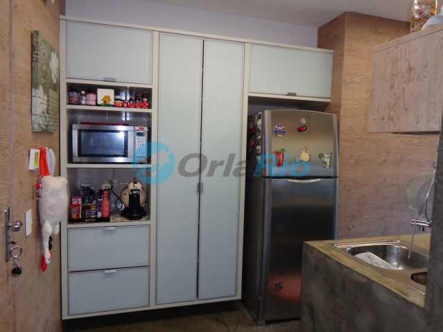 COZINHA - Apartamento À Venda - Leme - Rio de Janeiro - RJ - VEAP20025 - 17