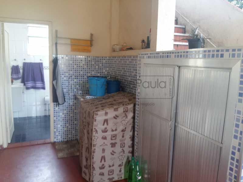 20180126_132403 - SULACAP - Praça H - Excelente casa LINEAR. - ABCA30076 - 15