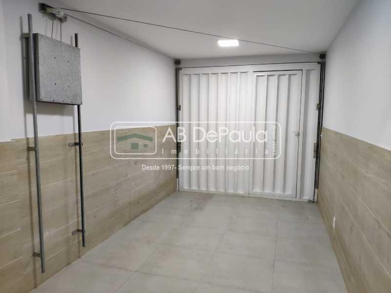 GARAGEM - Casa à venda Rua Aladim,Rio de Janeiro,RJ - R$ 515.000 - ABCA40023 - 22