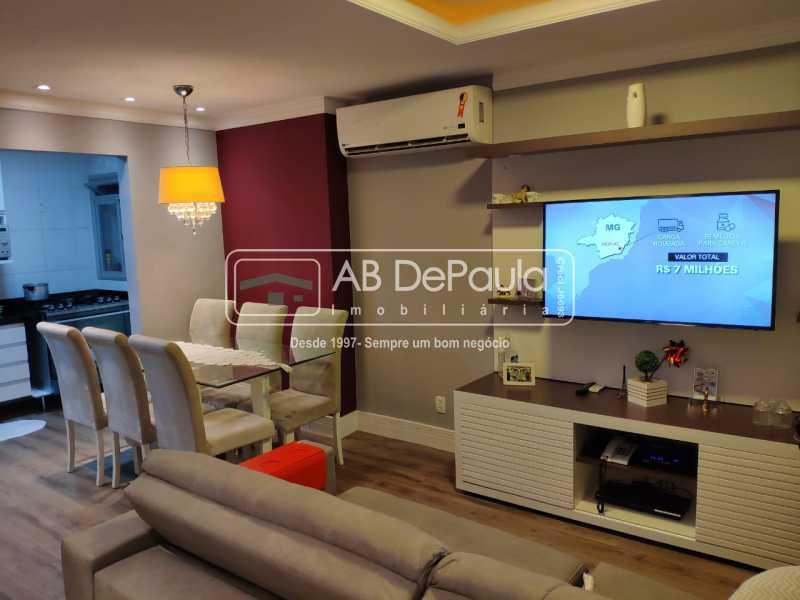 SALA - Casa à venda Rua Aladim,Rio de Janeiro,RJ - R$ 515.000 - ABCA40023 - 1