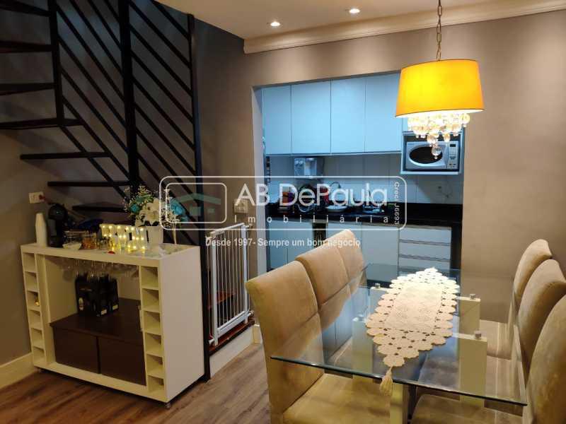 SALA - Casa à venda Rua Aladim,Rio de Janeiro,RJ - R$ 515.000 - ABCA40023 - 4