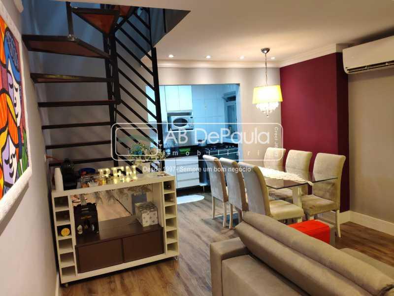 SALA - Casa à venda Rua Aladim,Rio de Janeiro,RJ - R$ 515.000 - ABCA40023 - 3