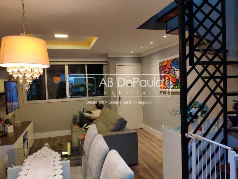SALA - Casa à venda Rua Aladim,Rio de Janeiro,RJ - R$ 515.000 - ABCA40023 - 5