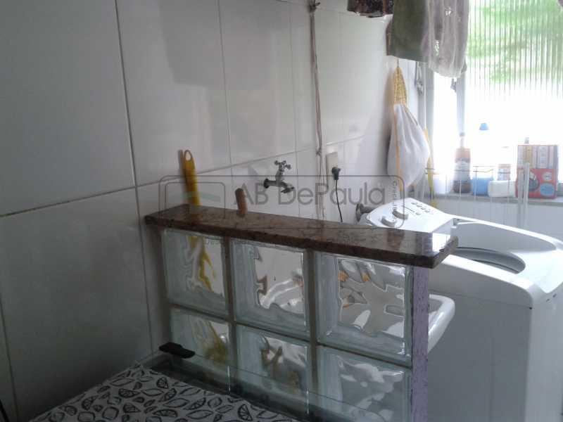 20180430_110039 - Apartamento Estrada Meringuava,Rio de Janeiro, Taquara, RJ À Venda, 3 Quartos, 66m² - ABAP30061 - 13