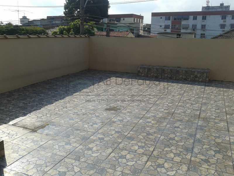 20180525_093721 - Realengo - Excelente Casa Linear 2 Dormitórios e Amplo Terraço - ABCA20063 - 18