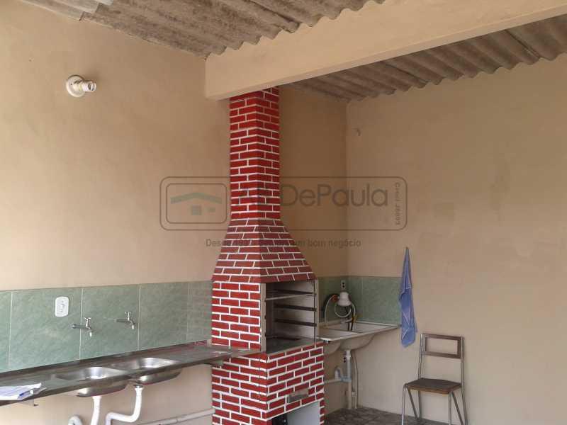 20180525_093813 - Realengo - Excelente Casa Linear 2 Dormitórios e Amplo Terraço - ABCA20063 - 17