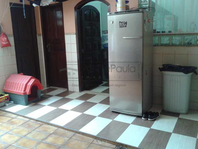 20180607_110613 - TAQUARA - Excelente Residência Duplex, localizada em Vila Fechada com Portaria 24 horas. - ABCA30084 - 12