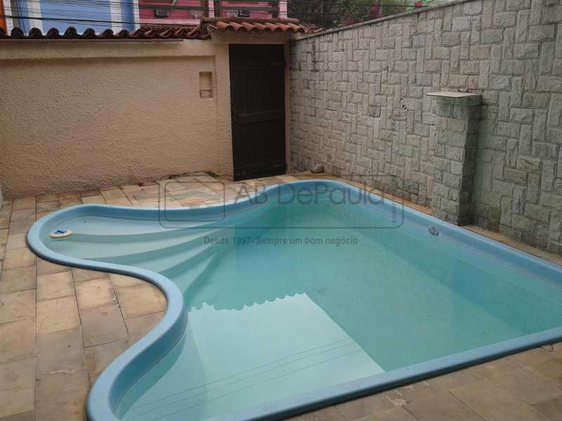 20180607_110749 - TAQUARA - Excelente Residência Duplex, localizada em Vila Fechada com Portaria 24 horas. - ABCA30084 - 6