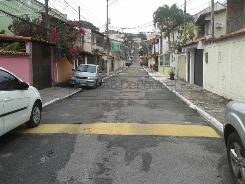20180607_111141 - TAQUARA - Excelente Residência Duplex, localizada em Vila Fechada com Portaria 24 horas. - ABCA30084 - 22