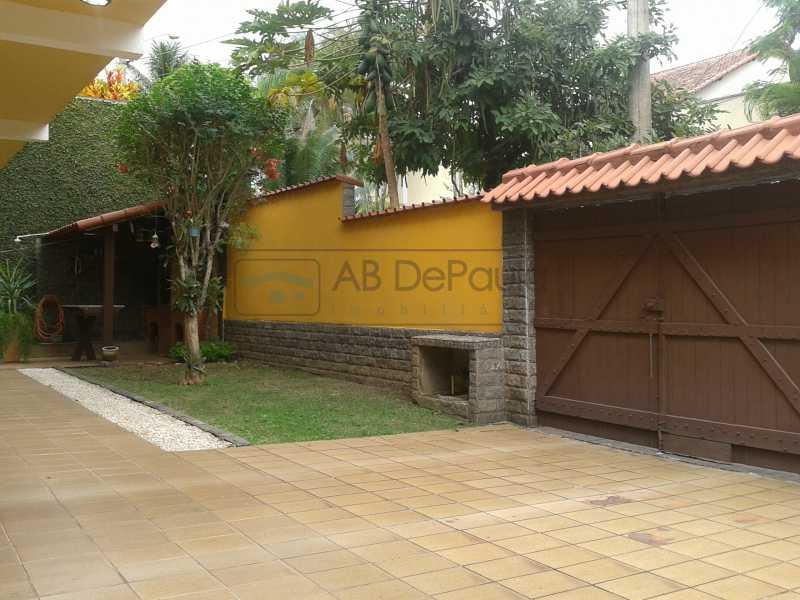 20180609_145907 - Taquara - Excelente Casa Duplex 3 Qts sendo 1 Suíte - ABCA30085 - 6