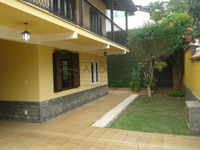 20180609_145936 - Taquara - Excelente Casa Duplex 3 Qts sendo 1 Suíte - ABCA30085 - 1