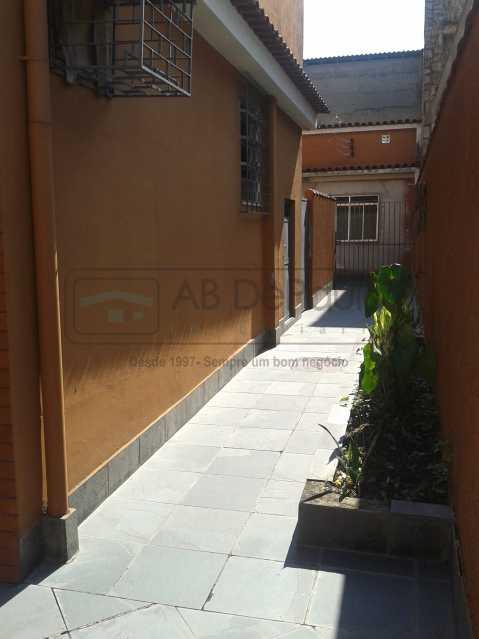 1 - REALENGO - São Duas Casas no mesmo Terreno. Casa frente Duplex com Garagem Coberta - ABCA30086 - 1