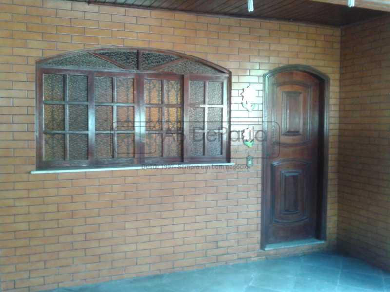 2 - REALENGO - São Duas Casas no mesmo Terreno. Casa frente Duplex com Garagem Coberta - ABCA30086 - 3
