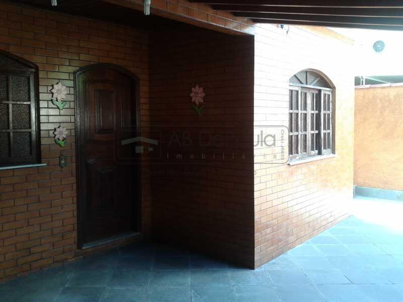 3 - REALENGO - São Duas Casas no mesmo Terreno. Casa frente Duplex com Garagem Coberta - ABCA30086 - 4