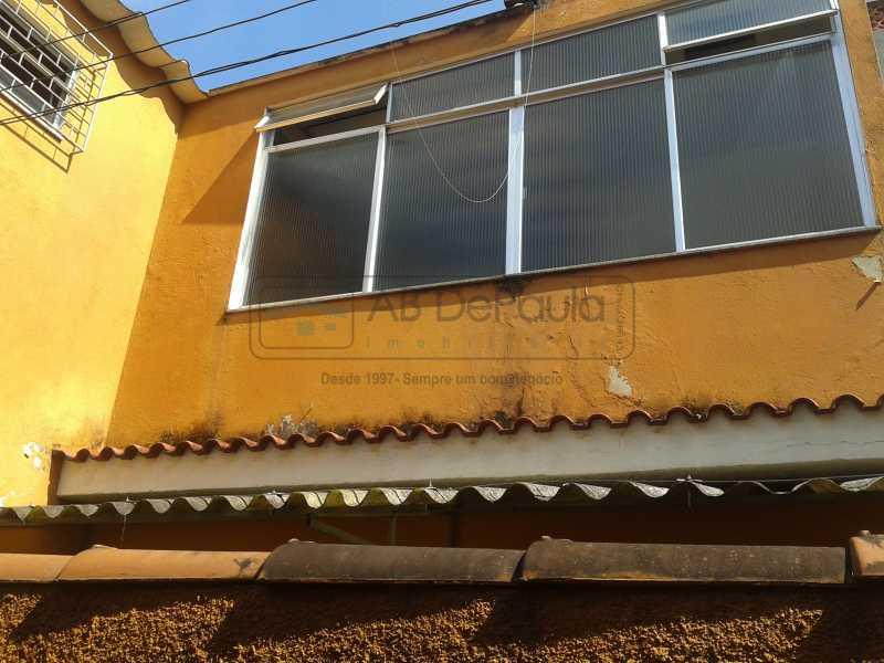 21 - REALENGO - São Duas Casas no mesmo Terreno. Casa frente Duplex com Garagem Coberta - ABCA30086 - 22