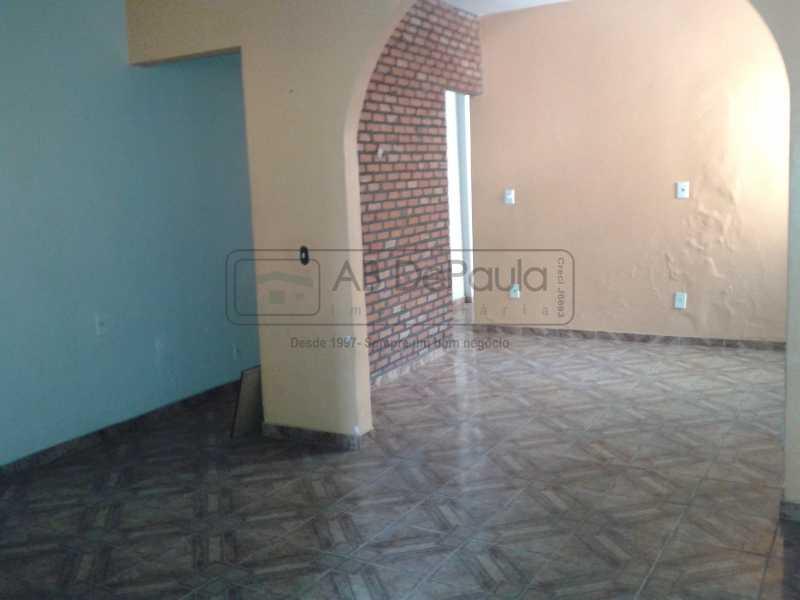 5 - REALENGO - São Duas Casas no mesmo Terreno. Casa frente Duplex com Garagem Coberta - ABCA30086 - 6