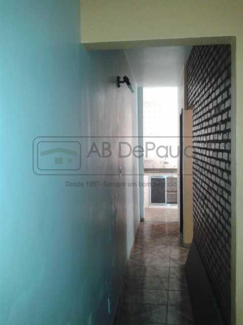 7 - REALENGO - São Duas Casas no mesmo Terreno. Casa frente Duplex com Garagem Coberta - ABCA30086 - 8