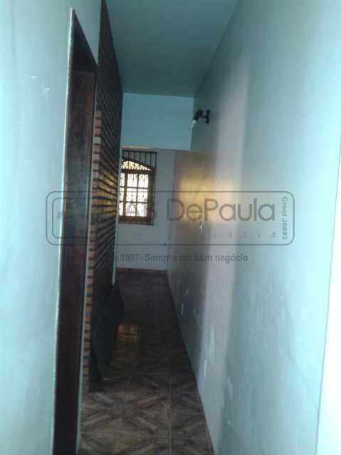 18 - REALENGO - São Duas Casas no mesmo Terreno. Casa frente Duplex com Garagem Coberta - ABCA30086 - 19