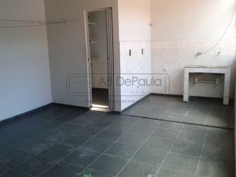 22 - REALENGO - São Duas Casas no mesmo Terreno. Casa frente Duplex com Garagem Coberta - ABCA30086 - 23