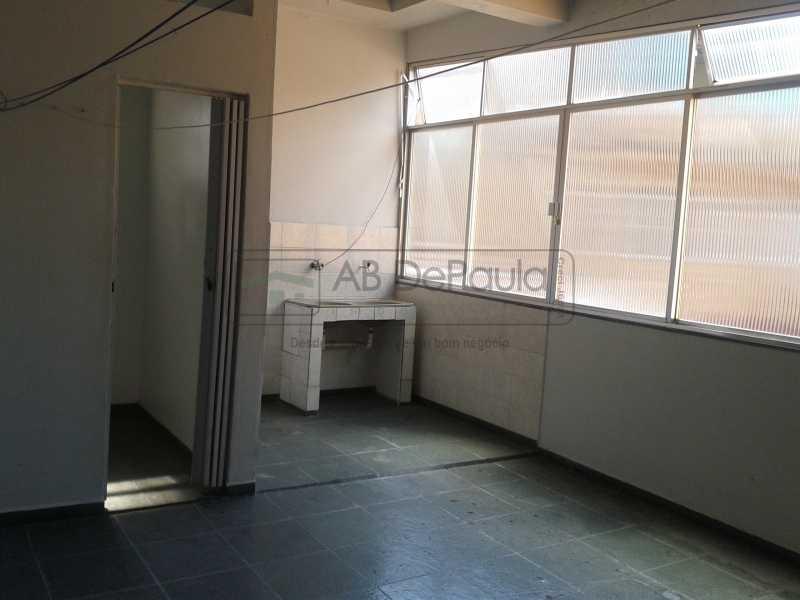 20 - REALENGO - São Duas Casas no mesmo Terreno. Casa frente Duplex com Garagem Coberta - ABCA30086 - 21