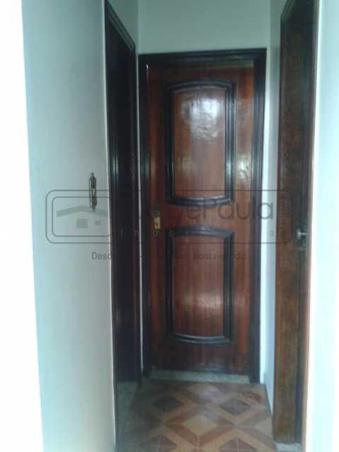 24 - REALENGO - São Duas Casas no mesmo Terreno. Casa frente Duplex com Garagem Coberta - ABCA30086 - 25