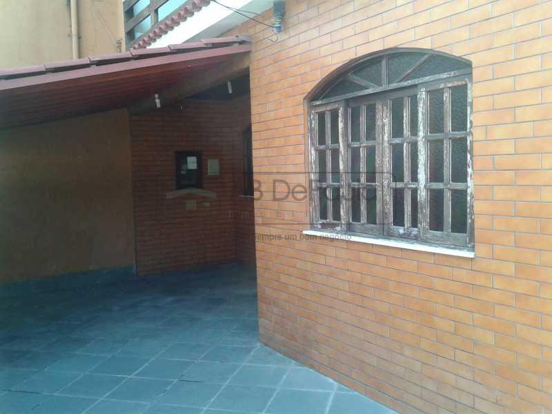25 - REALENGO - São Duas Casas no mesmo Terreno. Casa frente Duplex com Garagem Coberta - ABCA30086 - 26