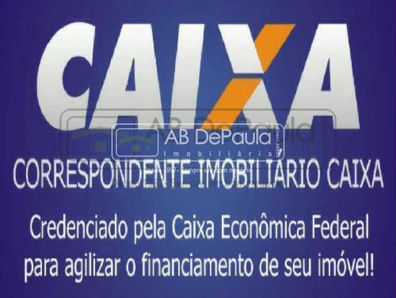 correspondentecaixa - REALENGO - São Duas Casas no mesmo Terreno. Casa frente Duplex com Garagem Coberta - ABCA30086 - 29