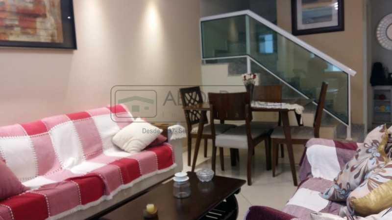 thumbnail - Casa em Condomínio Rio de Janeiro, Taquara, RJ À Venda, 3 Quartos, 130m² - ABCN30009 - 8