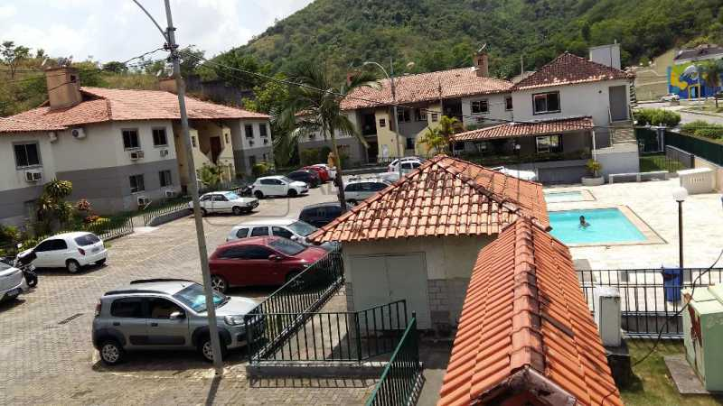VISTA DO APARTAMENTO - SULACAP APARTAMENTO TIPO CASA 3 QUARTOS 1 SUÍTE - ABAP30077 - 27