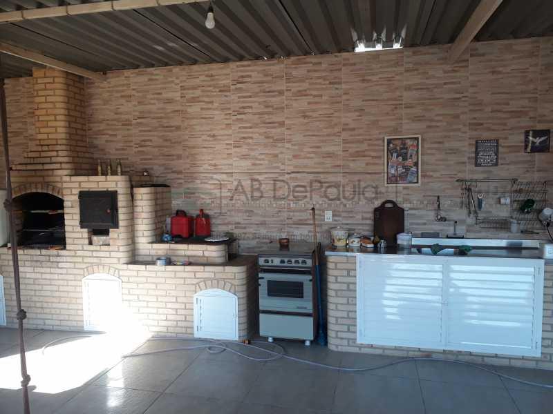 20190122_090654 - Casa de Vila sem Cota Codominial - 2 Qts e TERRAÇÂO Coberto. - ABCA20077 - 3