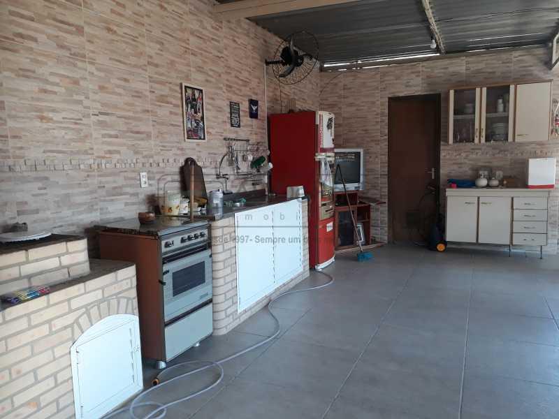 20190122_090719 - Casa de Vila sem Cota Codominial - 2 Qts e TERRAÇÂO Coberto. - ABCA20077 - 1