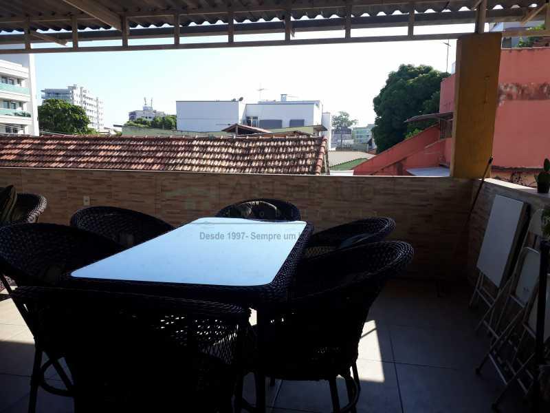 20190122_090802 - Casa de Vila sem Cota Codominial - 2 Qts e TERRAÇÂO Coberto. - ABCA20077 - 19