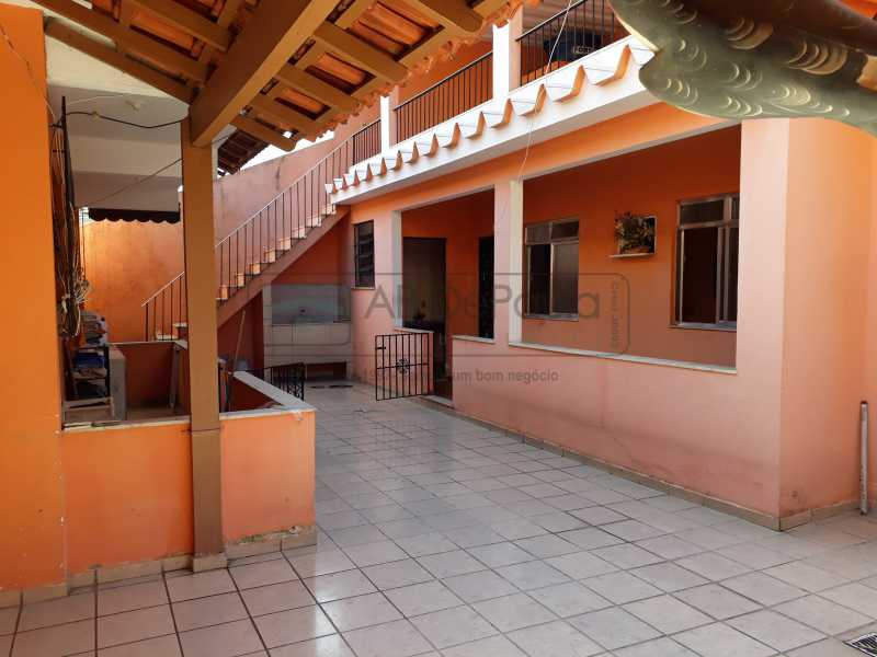 20190111_102233 - Casa 4 quartos à venda Rio de Janeiro,RJ - R$ 650.000 - ABCA40030 - 5