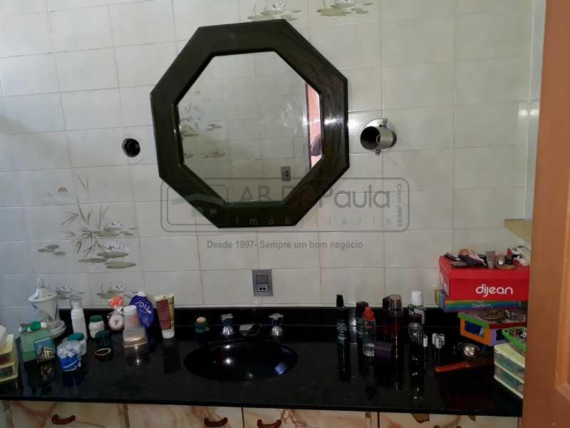 20190111_102527 - Casa 4 quartos à venda Rio de Janeiro,RJ - R$ 650.000 - ABCA40030 - 12