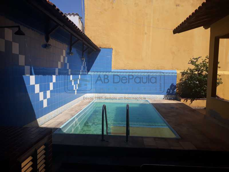 20190108_101555 - Casa Rio de Janeiro, Realengo, RJ À Venda, 2 Quartos, 152m² - ABCA20078 - 1