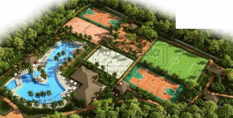 Life Resort 1 - Apartamento 3 quartos campo grande - ABAP30081 - 8