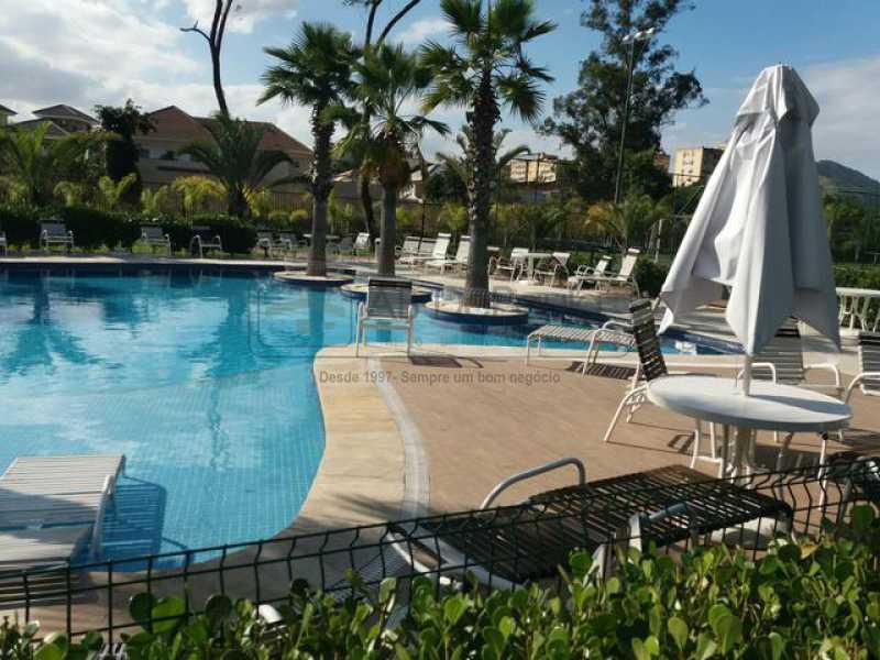 Life Resort 2 - Apartamento 3 quartos campo grande - ABAP30081 - 4