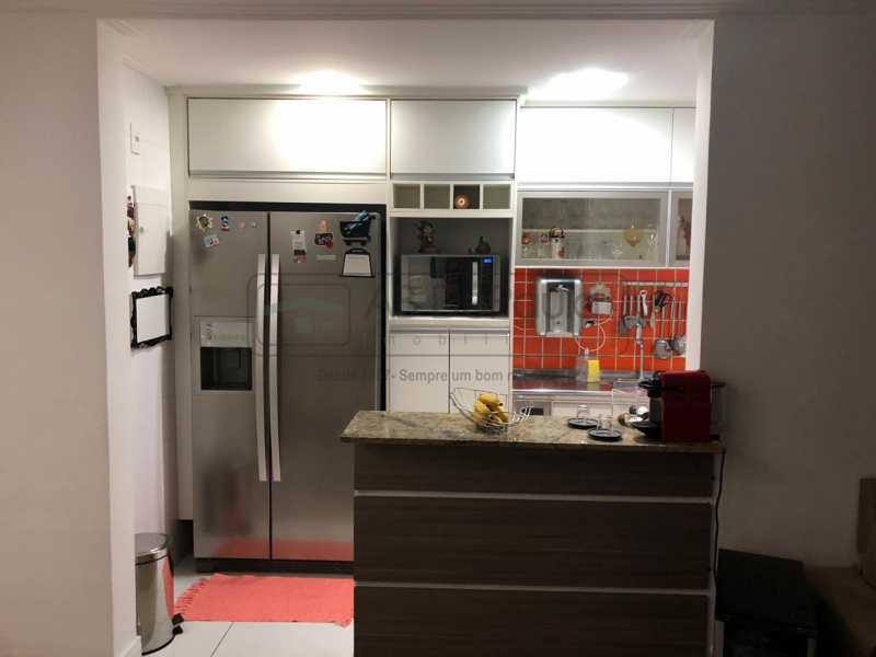 IMG-20190209-WA0011 - Lindo Apartamento Decorado Repleto Móveis Planejados - ABAP20334 - 6