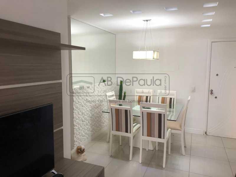 IMG-20190209-WA0015 - Lindo Apartamento Decorado Repleto Móveis Planejados - ABAP20334 - 9