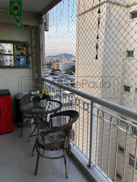 IMG-20190209-WA0019 - Lindo Apartamento Decorado Repleto Móveis Planejados - ABAP20334 - 10