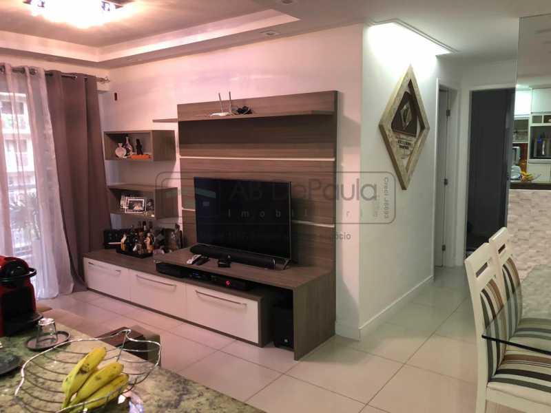 IMG-20190209-WA0020 - Lindo Apartamento Decorado Repleto Móveis Planejados - ABAP20334 - 3