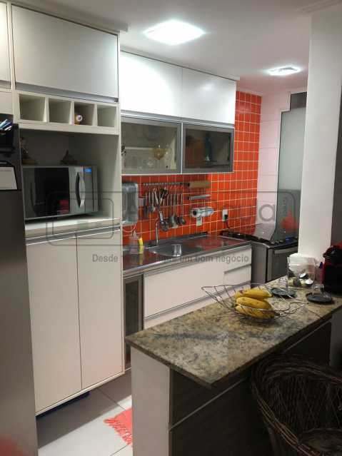 IMG-20190209-WA0022 - Lindo Apartamento Decorado Repleto Móveis Planejados - ABAP20334 - 8